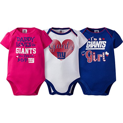 NFL New York Giants Girls