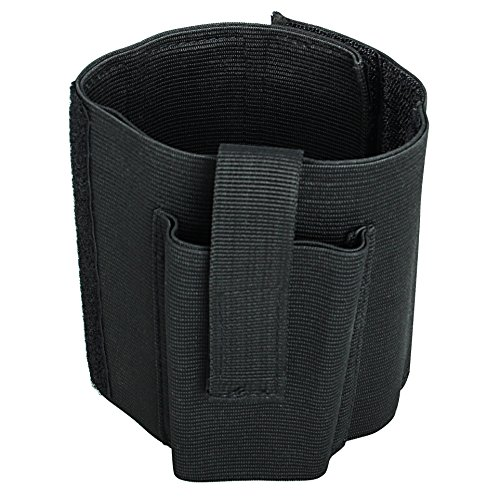 Niniso Ankle Leg Pistol Gun Holster for Concealed Carry, Black (Gun Wallet Holster compare prices)