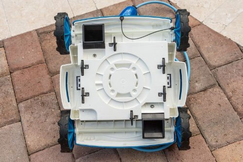 POOL ROVER S2 40, US, JET, 115VAC/48VDC, BLUE
