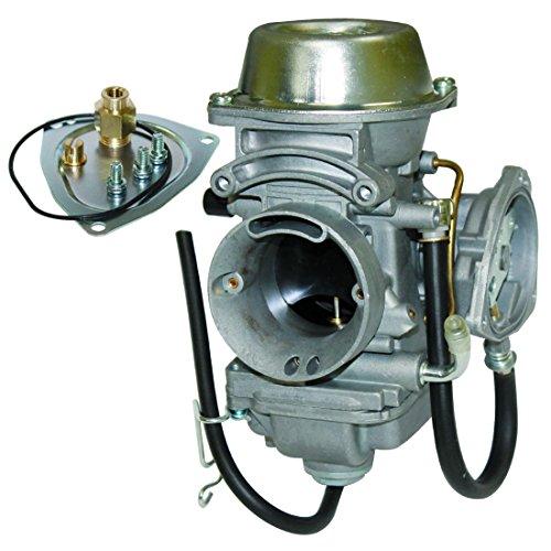 Caltric CARBURETOR Fits POLARIS SPORTSMAN 500 4X4 HO 2001-2005 2010-2012 (Polaris Sportsman 500 Carburetor compare prices)
