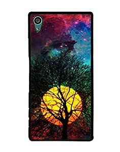 Aart Designer Luxurious Back Covers for Sony Xperia Z5 + 3D F1 Screen Magnifier + 3D Video Screen Amplifier Eyes Protection Enlarged Expander by Aart Store.