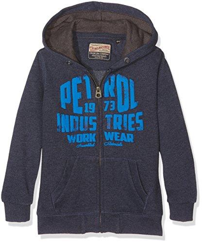 PETROL INDUSTRIES SWH850, Cappuccio Bambino, Bleu (Deep Capri), 8 Anni