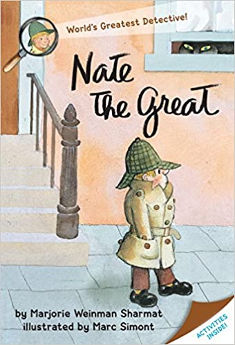 Nate the Great (9780440461265): Marjorie Weinman Sharmat, Marc Simont: Books