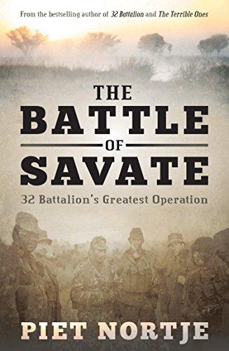 The Battle of Savate: 32 Battalion's Greatest Operation PDF