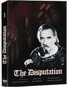 The Disputation - Nachmanides Debates Before King James of Aragon