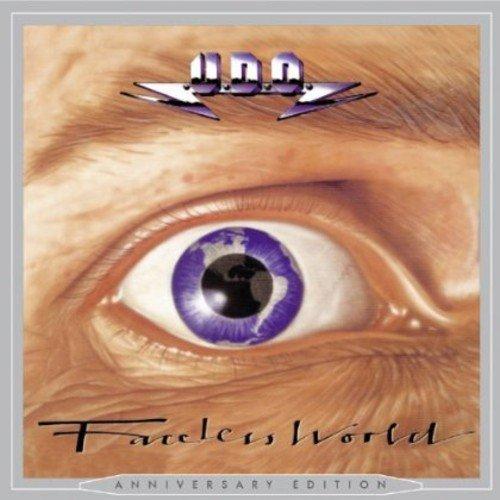 CD : U.D.O. - Faceless World (Anniversary Edition)