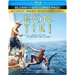 Kon-Tiki (Blu-ray + DVD)