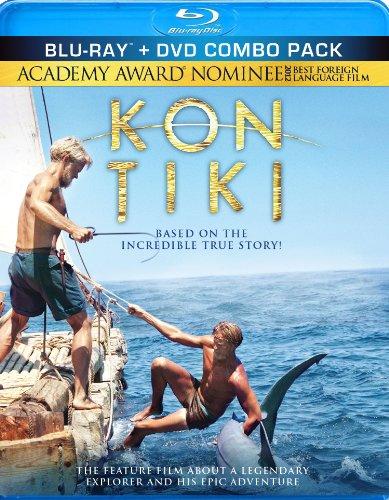 Kon-Tiki [Reino Unido] [Blu-ray]