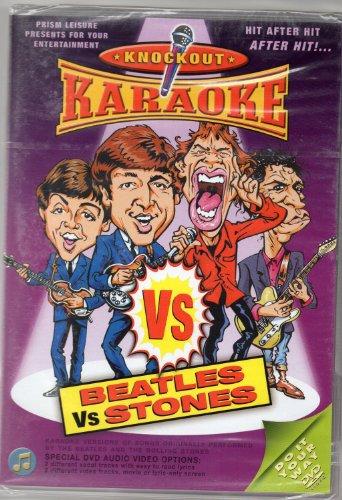 Knockout Karaoke - Beatles Vs Stones [DVD]