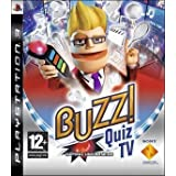 Sony Buzz Quiz TV Game Only