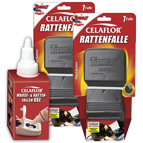 2-x-celaflor-25087-tomcat-rattenfalle-snap-celaflor-25082-mause-rattenfallen-gel