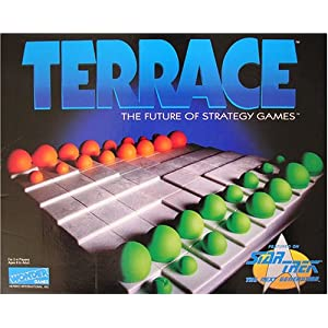 Terrace Game from Star Trek TNG