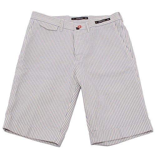 9711P bermuda PT05 bianco/azzurro pantalone corto uomo short men [46]
