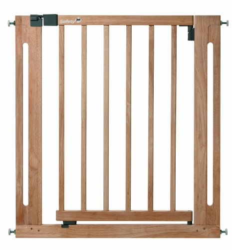 Safety 1st - Cancelletto Easy Close Wood, 73 - 80,5 cm, Natural Wood, 24040100