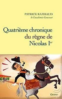 Quatrième chronique du règne de Nicolas Ier par Rambaud