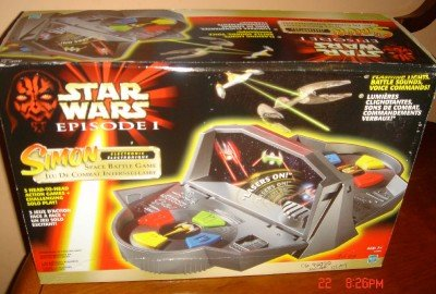 Star Wars Electronic Simon Space Battle Game Ep1 Episode 1