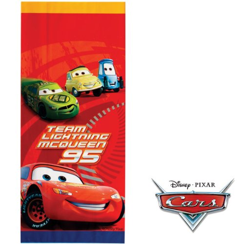 "Treat Bags 4""X9.5"" 16/Pkg-Cars Piston Cup - 1"