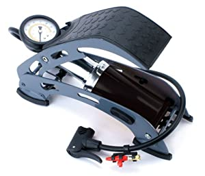 AA Car Essentials Heavy Duty Single Foot Pump