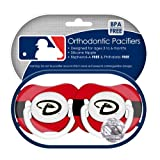 MLB Arizona Diamondbacks Pacifiers, 2-Pack