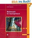 Mathematik f�r Bauingenieure
