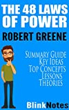 img - for The 48 Laws of Power: by Robert Greene | Summary Book Guide book / textbook / text book