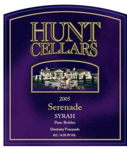 2005 Hunt Cellars 'Hilltop Serenade' Syrah, Paso Robles 750 Ml