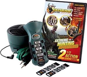 Extreme Dimension Wildlife Calls Mini Phantom Predator Deer Turkey Combo Pack by Extreme Dimension