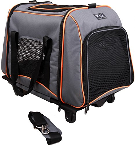 petsfit-23lx13wx14h-pet-carrier-with-removeable-wheels-soft-sided-dog-carrier-for-pet-up-to-22-pound