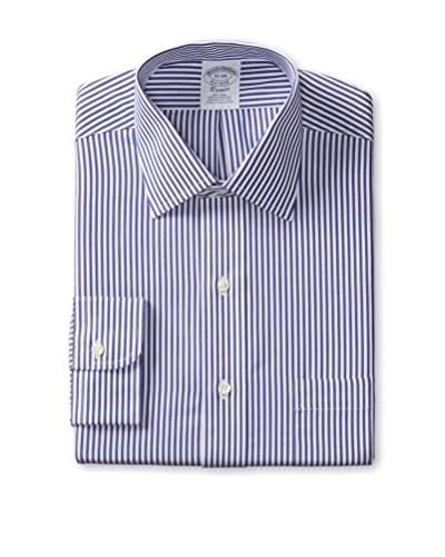 Brooks Brothers Men's Bengal Stripe Ainsley Slim Fit Shirt