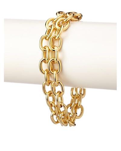 Privileged Double Chain Bit Bracelet