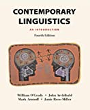 Contemporary Linguistics: An Introduction (0312247389) by William O'Grady