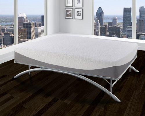 Flex Form Arch Platform Bed Frame Queen Furniture Beds