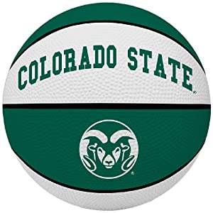 Buy NCAA Colorado State Rams Alley Oop Youth Size Basketball by Rawlings by Rawlings