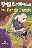 The Panda Puzzle (A to Z Mysteries) (0375802711) by Roy, Ron