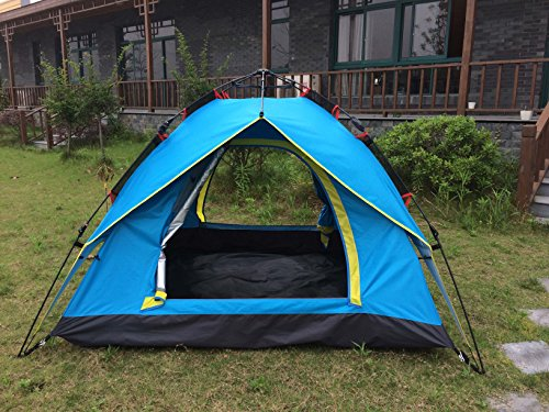 Portable Tents Shelters : Augymer waterproof person camping tents portable