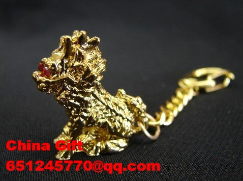 Feng Shui Chi Lin Keychains