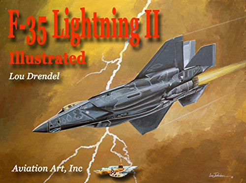 f-35-lightning-ii-illustrated-the-illustrated-series-of-military-aircraft-english-edition
