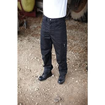 Dickies Arbeitshose Eisenhower mit Cordura® Verstärkungen, Farbe:marineblau;Größe:23