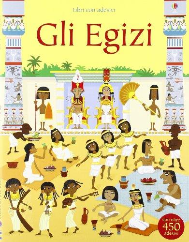 Gli egizi Con adesivi PDF