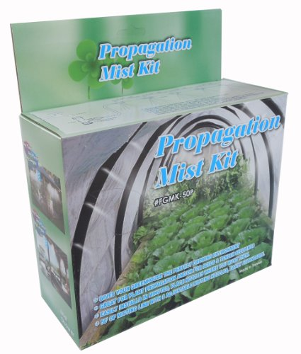 Greenhouse Misting System Kits : Greenhouse propagation misting kit home garden household