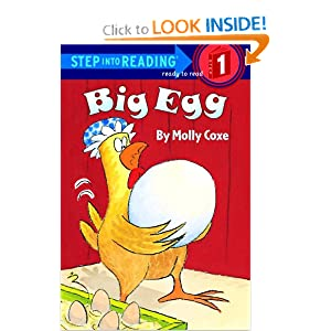 Big Egg (Step-Into-Reading, Step 1) by Molly Coxe