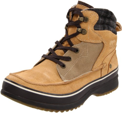 Sorel Men's Kingston NM1681 Boot,Curry,14 M US
