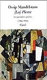 (La) Pierre : Edition bilingue français-russe par Mandelstam