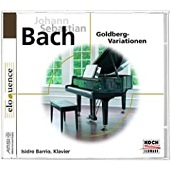 "Aria mit 30 Ver�nderungen, BWV 988 ""Goldberg Variations"" - Var. 29 a 1 ovvero 2 Clav."