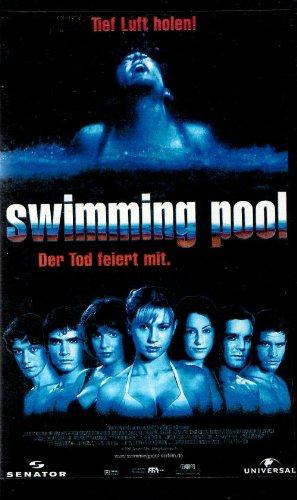 Swimming Pool - Der Tod feiert mit [VHS]