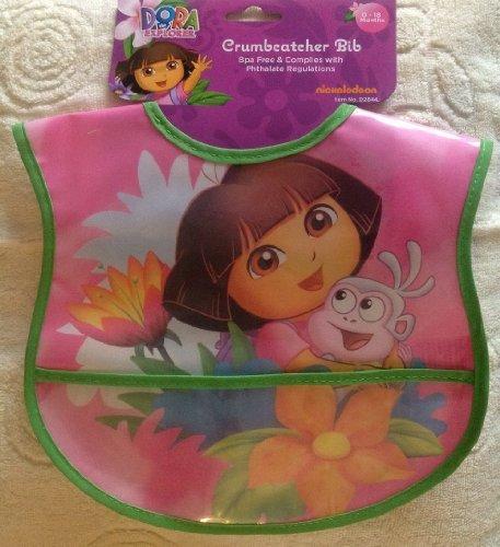 Dora the Explorer Crumbcatcher Bib - 1