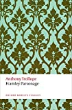 Image of Framley Parsonage (Oxford World's Classics)