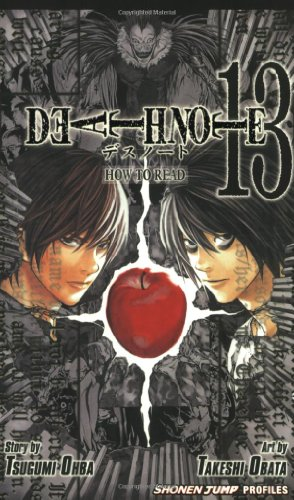 DEATH NOTE 別冊(13巻) (英語版)