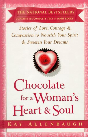 Chocolate for a Womans Heart & Soul, Allenbraugh,Kayay