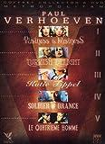 echange, troc Coffret Paul Verhoeven 5 DVD : Turkish Delight / Business is Business / Le Quatrième homme / Soldier Of Orange / Katie Tippel